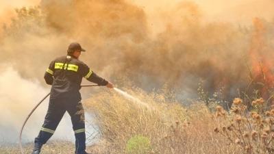 Πολιτική Προστασία: Σε Γενική Επιφυλακή η Πυροσβεστική (4/8) σε όλη τη χώρα λόγω επικίνδυνων καιρικών φαινόμενων