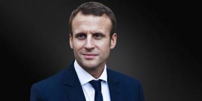 Macron: Οι ευρωπαϊκές εταιρείες θα πρέπει να αποφασίσουν μόνες τους για το Ιράν