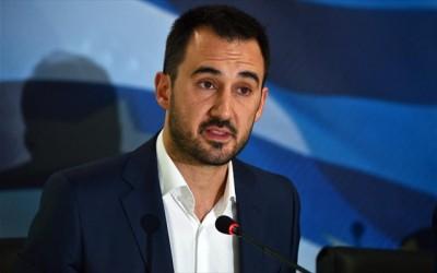 Χαρίτσης: Ο Μητσοτάκης οδήγησε την οικονομία σε ύφεση μετά από 12 τρίμηνα θετικών ρυθμών ανάπτυξης επί ΣΥΡΙΖΑ