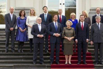 Ορκίσθηκε η νέα κυβέρνηση στην Ολλανδία - Είναι το αποτέλεσμα συμφωνίας μεταξύ τεσσάρων κομμάτων