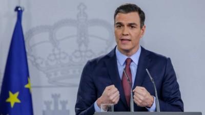 Ένα βήμα πριν από την κατάσταση έκτακτης ανάγκης η Ισπανία για τον Covid -19