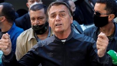 Βραζιλία: Εξιτήριο για τον πρόεδρο Bolsonaro – Υπεβλήθη σε αγωγή για απόφραξη εντέρου