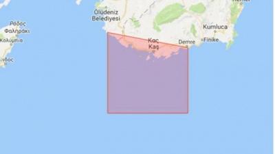 Τουρκία: Στο επίκεντρο το Καστελόριζο για άσκηση έρευνας - διάσωσης