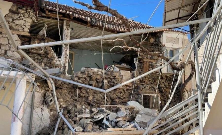 Οι τρεις αποκαλυπτικοί πίνακες για τη σεισμική δραστηριότητα στη Θεσσαλία
