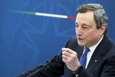 Ιταλία: Η «συνταγή» Draghi με 16 κατηγορίες επενδύσεων για την επιστροφή στην ανάπτυξη