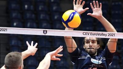 Ευρωβόλεϊ 2021: Σπουδαία εμφάνιση της Εθνικής αλλά ήττα με 3-2 από τη Σερβία! (video)
