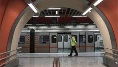 Μετρό Αθήνας: Τον Ιούλιο 2020 φτάνει στην Νίκαια η γραμμή 3 και το 2022 στον Πειραιά