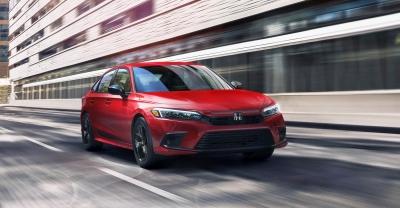 Επίσημο: To νέο Honda Civic παρουσιάστηκε για τις ΗΠΑ