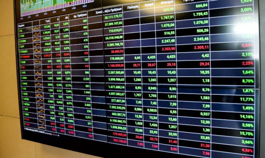 Λίγο μετά το άνοιγμα του ΧΑ – Τα αποτελέσματα δίνουν τον τόνο – Η προσοχή σε παράγωγα και FTSE