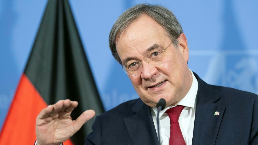 Laschet (CDU – Γερμανία εκλογές 2001): Απογοητευτικά τα αποτελέσματα – Να κρατήσουμε τη Γερμανία ενωμένη