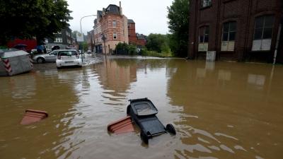 Κατακλυσμός στη Γερμανία - Στους 33 οι νεκροί από τις πλημμύρες, δεκάδες οι αγνοούμενοι - Συγκλονισμένη η Merkel