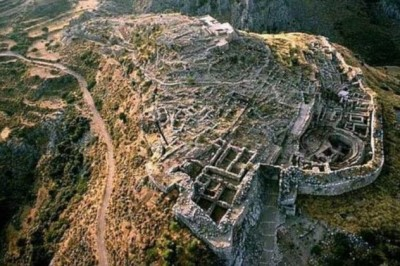 Υπ. Πολιτισμού: Η φωτιά στις Μυκήνες δεν προκάλεσε ζημιές στις αρχαιότητες