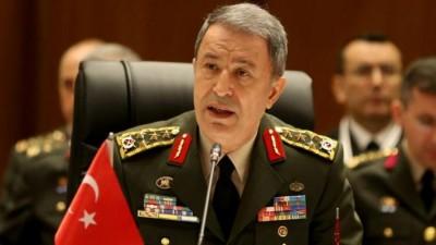 Akar (Τούρκος υπ. Άμυνας): Λάθος οι κυρώσεις στην Τουρκία για τους S - 400, οι ΗΠΑ να αναθεωρήσουν