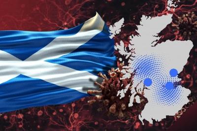 Η Σκωτία χαλαρώνει τα μέτρα για τον κορωνοϊό, αλλά η χρήση μάσκας παραμένει υποχρεωτική