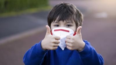Τα παιδιά δεν κινδυνεύουν από τον Covid 19 – Εάν αρρωστήσουν έχουν πιο ήπια και πιο βραχυχρόνια συμπτώματα