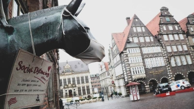 Γερμανία: Αντισυνταγματική η απαγόρευση κυκλοφορίας τις βραδινές ώρες στη Βάδη - Βυρτεμβέργη