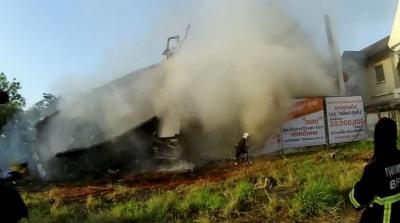 Ταϊλάνδη: Πέντε νεκροί από την κατάρρευση τριώροφης κατοικίας