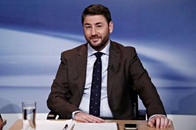 Ανδρουλάκης (ΚΙΝΑΛ): Nα αποκλειστεί ο Λαγός (Χρυσή Αυγή) από τις εργασίες του Ευρωκοινοβουλίου