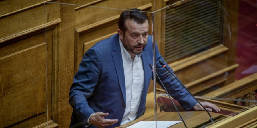 Παππάς (ΣΥΡΙΖΑ): Πρωταθλήτρια η Ελλάδα στην ύφεση και στον αποπληθωρισμό - Αλλάξτε ρότα