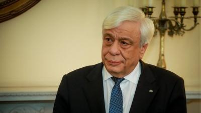 Παυλόπουλος: H Κυπριακή Δημοκρατία πρέπει να είναι μία και αδιαίρετη - Απαράδεκτη εκκρεμότητα το Κυπριακό