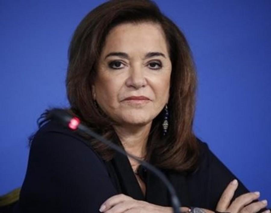 Μπακογιάννη: Η ελληνική κυριαρχία είναι 6 μίλια και η δυνητική τα 12 μίλια - Απαιτείται ψυχραιμία