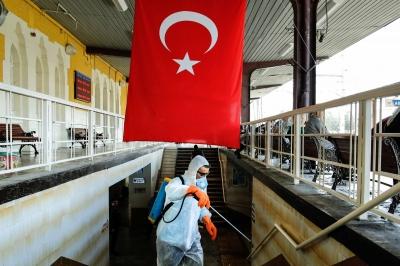 Τουρκία: Ρεκόρ νέων κρουσμάτων από Covid-19
