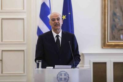 Δένδιας (ΥΠΕΞ): Σαφές μήνυμα ενότητας και αλληλεγγύης η απόφαση του Ευρωπαϊκού Συμβουλίου