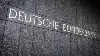 Bundesbank: Δεν υπάρχει ανάγκη για δημοσιονομική τόνωση στη Γερμανία, επί του παρόντος