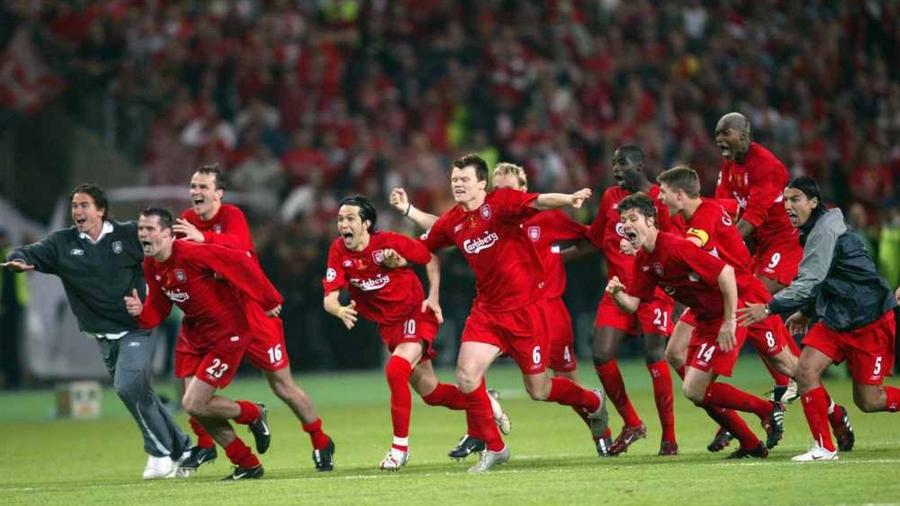 Μίλαν - Λίβερπουλ 3-3: Το αξέχαστο βράδυ της Κωνσταντινούπολης στον τελικό του 2005!