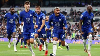 Τότεναμ – Τσέλσι: Κυρίαρχοι στο Λονδίνο οι «μπλε», έφτασαν με φανταστική εμφάνιση στο 3-0, με τρία γκολ στο δεύτερο ημίχρονο! (video)