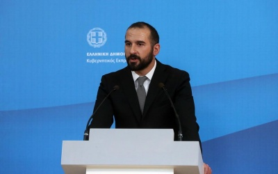 Τζανακόπουλος: Η κυβέρνηση κάνει ότι μπορεί για τα συμφέροντα των εργαζόμενων του 9,84