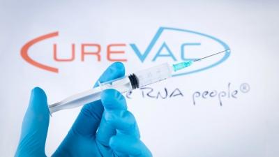 CureVac: Αποσύρει το πρώτο εμβόλιο που είχε αναπτύξει για την Covid