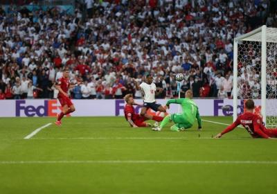 Ευνοήθηκε για πρώτη φορά από αυτογκόλ η Αγγλία, σε όλα τα EURO που έχει συμμετάσχει!