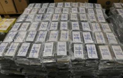 ΗΑΕ: Η αστυνομία του Ντουμπάι κατέσχεσε 500 κιλά καθαρής κοκαΐνης, αξίας τουλάχιστον 117,5 εκατ. ευρώ