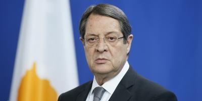 Αναστασιάδης (Κύπρος):  Δεν θα δεχτώ προαπαιτούμενα για να πάω σε συνομιλίες - Κόκκινη γραμμή οι παράμετροι του ΟΗΕ