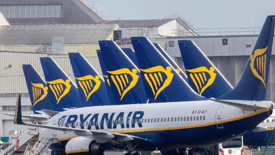Νέες πτήσεις της Ryanair από την Βρετανία για Ελλάδα