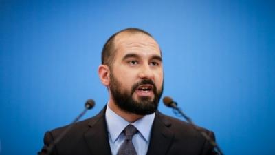 Τζανακόπουλος (ΣΥΡΙΖΑ): Η επικείμενη ύφεση έχει πλέον την υπογραφή Μητσοτάκη