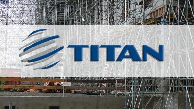 Στην κερδοφορία επέστρεψε ο Titan το α' 3μηνο του 2021 - Στα 15,3 εκατ. ευρώ τα κέρδη