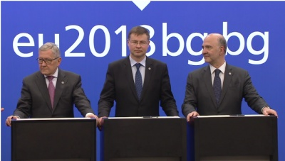 Μνημόνιο συνεργασίας υπέγραψαν Ευρωπαϊκή Επιτροπή και ESM