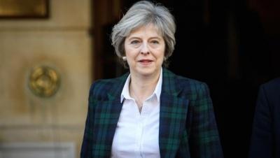 May: Αποχωρώ απογοητευμένη αλλά και υπερήφανη από την πρωθυπουργία της Βρετανίας