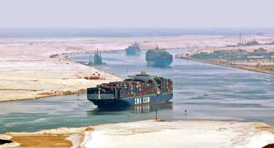 Διώρυγα Σουέζ: Αποκαταστάθηκε πλήρως η διέλευση των πλοίων