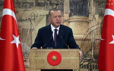 Erdogan: Κακομαθημένο παιδί η Ελλάδα, βρήκαμε 320 δισ. κυβικά μέτρα φυσικού αερίου - Eurasia Group: Άνθρακες ο θησαυρός