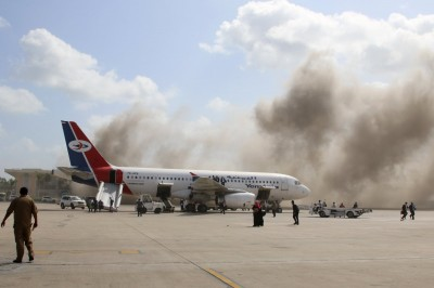 Yεμένη: Βομβιστική επίθεση στo αεροδρόμιο του Aden, με 26 νεκρούς και 60 τραυματίες