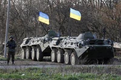 Ουκρανία: Αναζωπυρώνεται ο πόλεμος στις ανατολικές ρωσόφωνες περιοχές