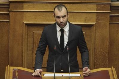 Ηλιόπουλος (Χρυσή Αυγή): Παραδίδουμε τη Μακεδονία - Το όνομα μας είναι η ψυχή μας