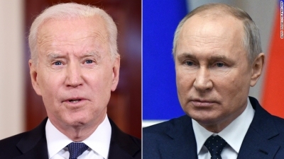 Στις 16 Ιουνίου 2021 στην Ελβετία η πρώτη συνάντηση Biden (ΗΠΑ) – Putin (Ρωσία)