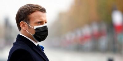 Γαλλία - Κορωνοϊός: Βγαίνει από την καραντίνα ο πρόεδρος Macron