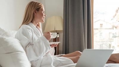 Amadeus: Πόσο αυξάνονται τα επίπεδα πληρότητας των ξενοδοχείων