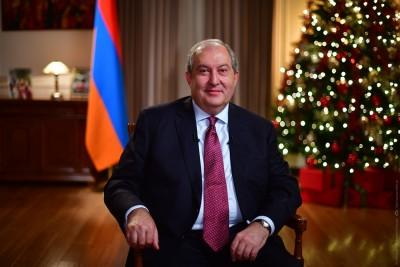 Πρόεδρος Αρμενίας: Εκτιμούμε τη στάση της κυβέρνησης και του ελληνικού λαού