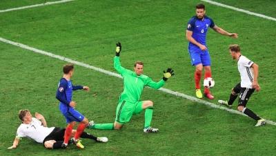 Η στιγμή που ο Γκριεζμάν εκτελεί τη Γερμανία και η Γαλλία πάει… τελικό!